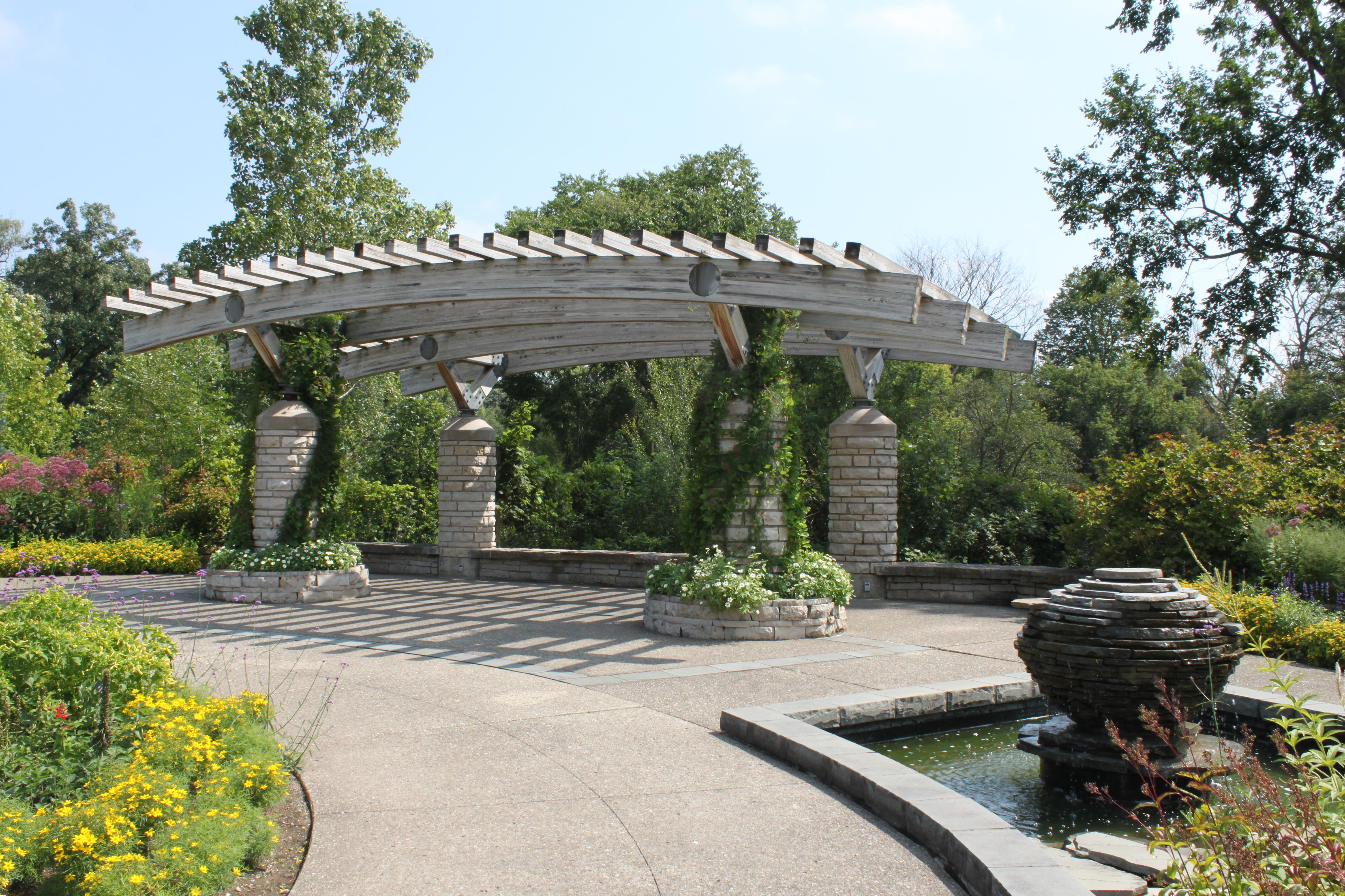 File:Gateway Garden, Matthaei Botanical Gardens, 1800 Dixboro Road,  Superior Township,