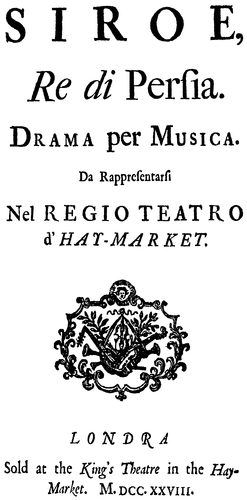 Siroe (Händel) – Wikipedia