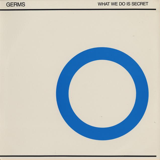 Description Germs - What We Do Is Secret cover.png
