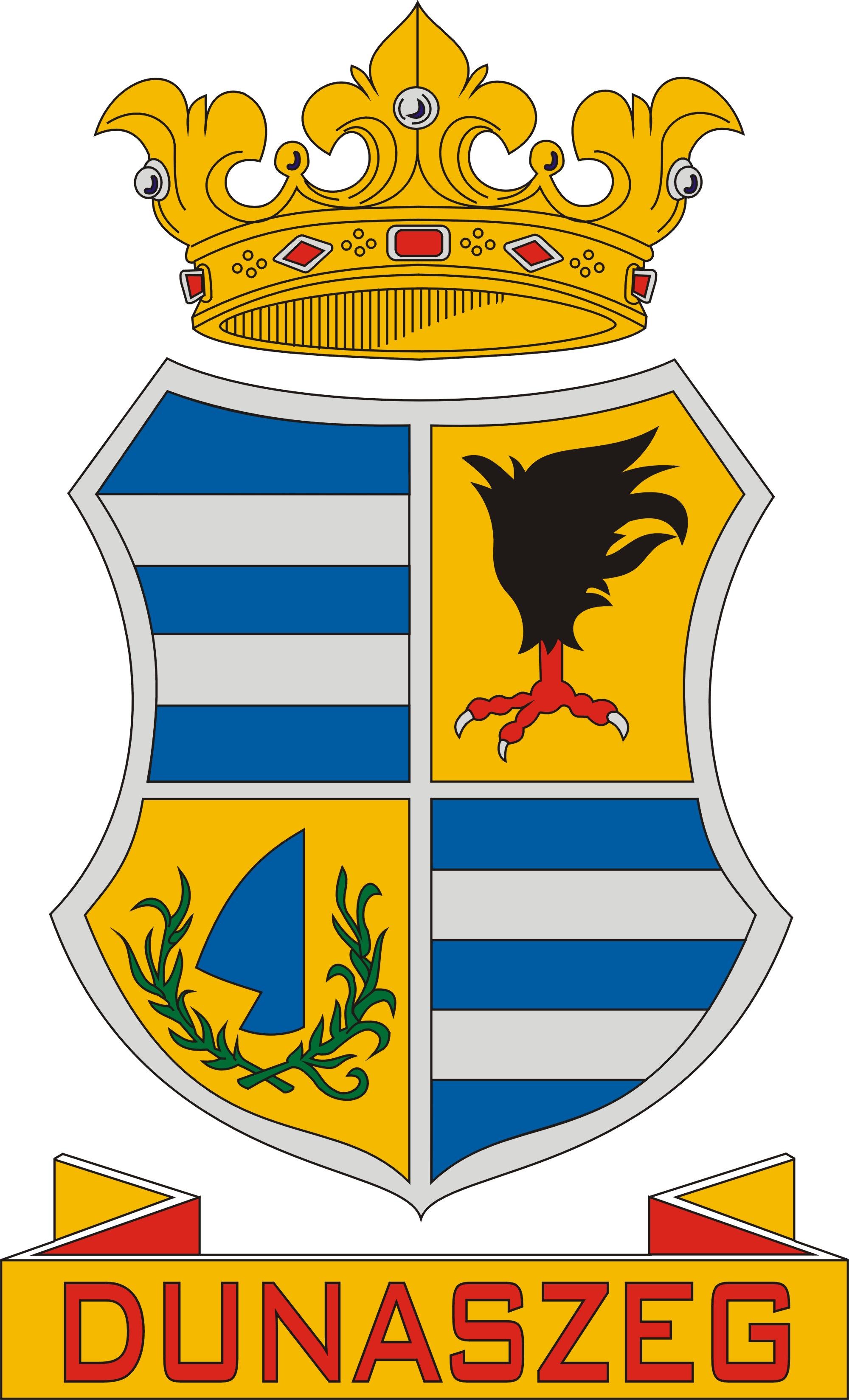 Dunaszeg címere