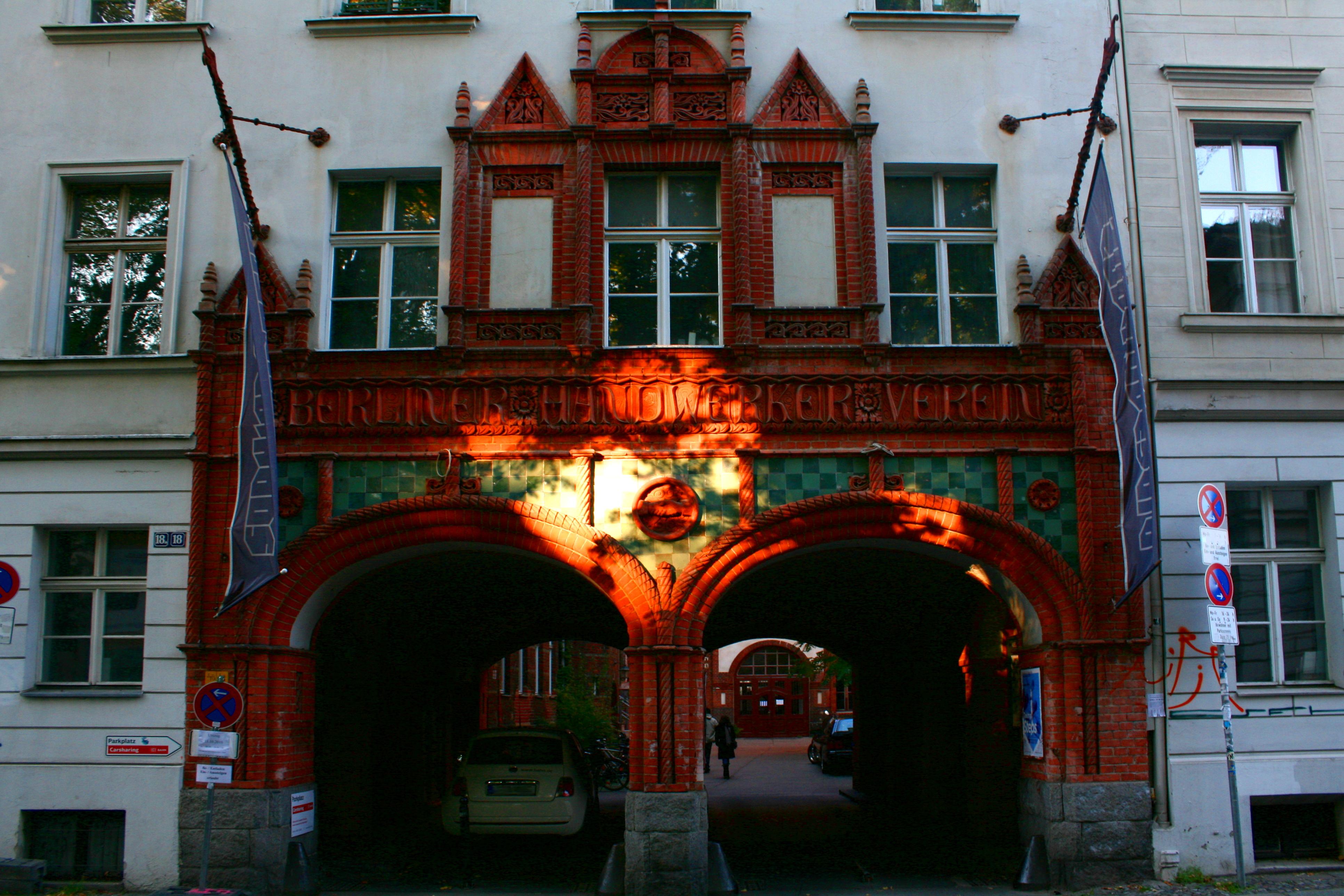 Handwerker Berlin file handwerkervereinshaus sophiensaele berlin jpg wikimedia