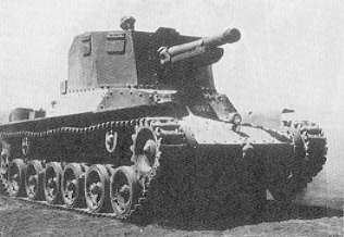 Type 1 Ho-Ni II variant with a 105 mm gun Ho-Ni II.JPG