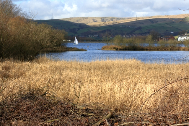 Hollingworth Lake - geograph.org.uk - 680042