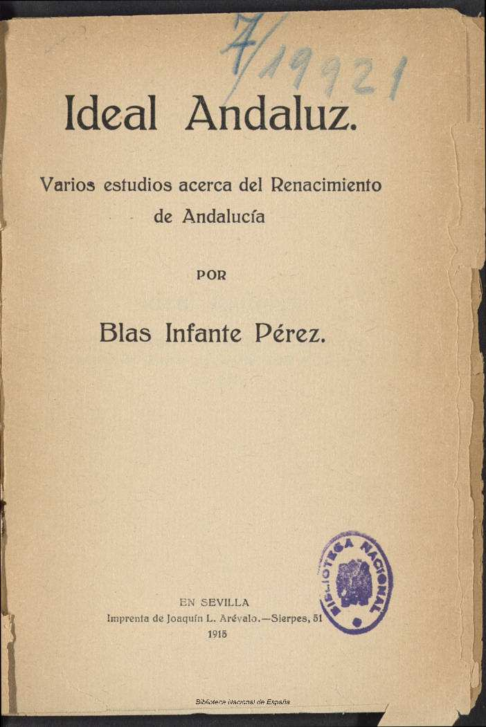 Ideal andaluz (1915)
