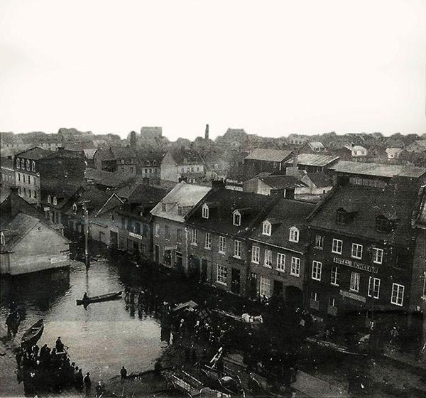 La Grande Ville De Otto Dix