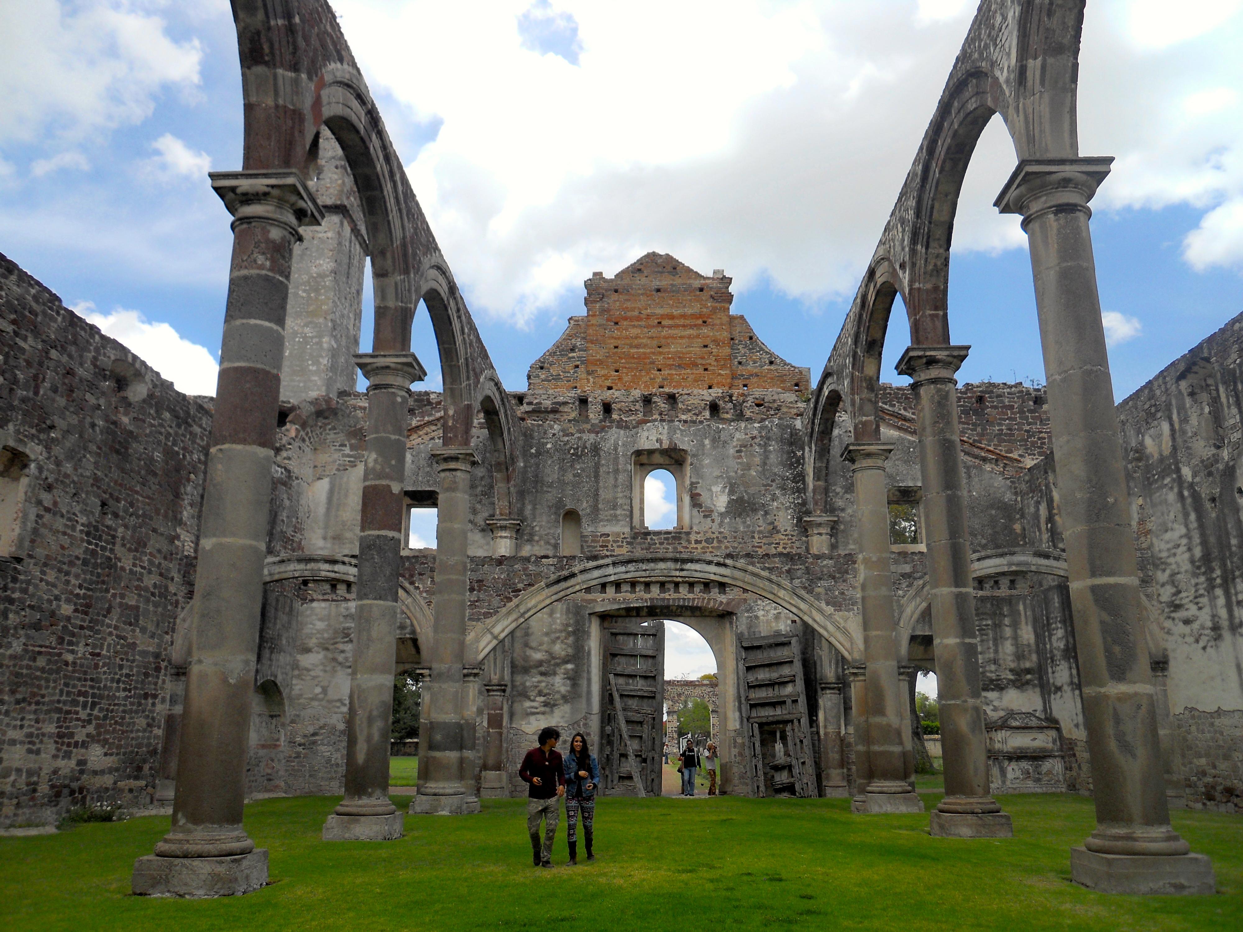 Ex Convento Franciscano Santiago Apóstol