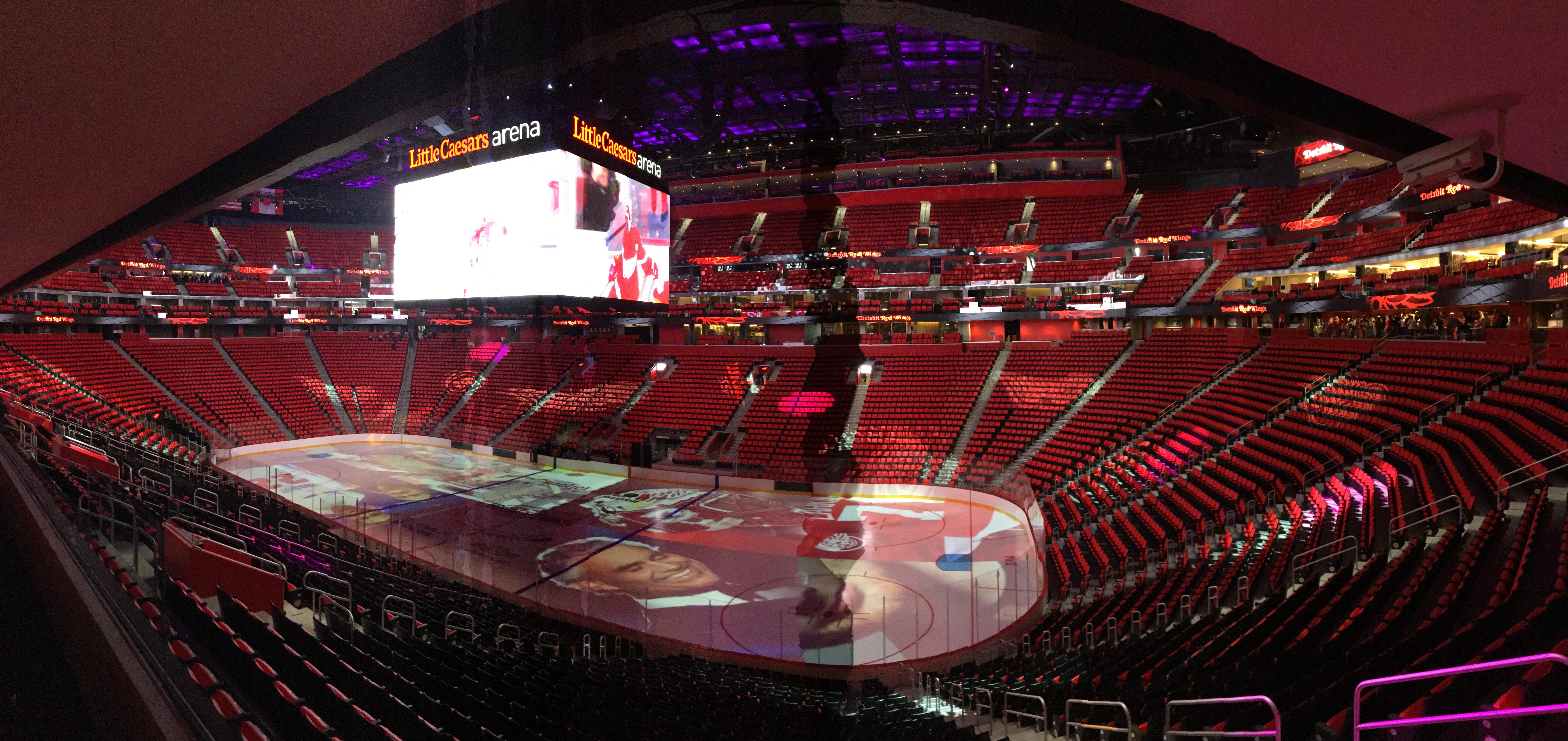 קובץ Interior Of Little Caesars Arena Panorama Jpg