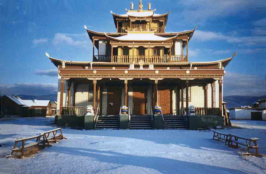 Буддизм в монголии реферат 4468