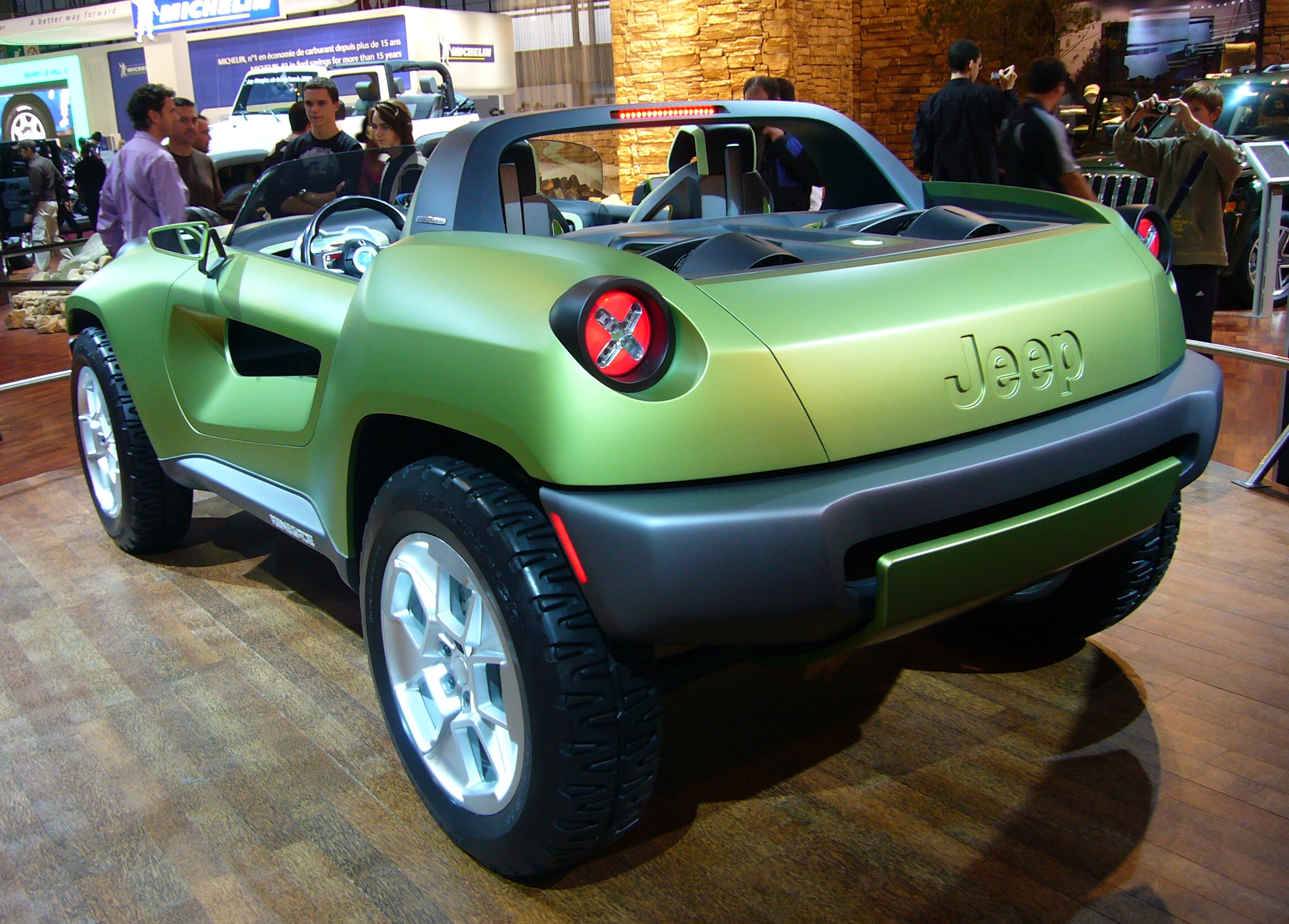file jeep renegade concept rear quarter jpg wikimedia commons. Black Bedroom Furniture Sets. Home Design Ideas