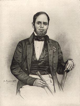 Jerônimo Francisco Coelho - Patrono da Imprensa Catarinense