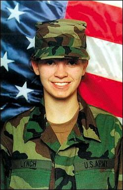 PFC Jessica Lynch, USA