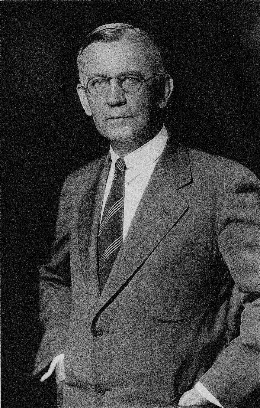 Adams in 1948
