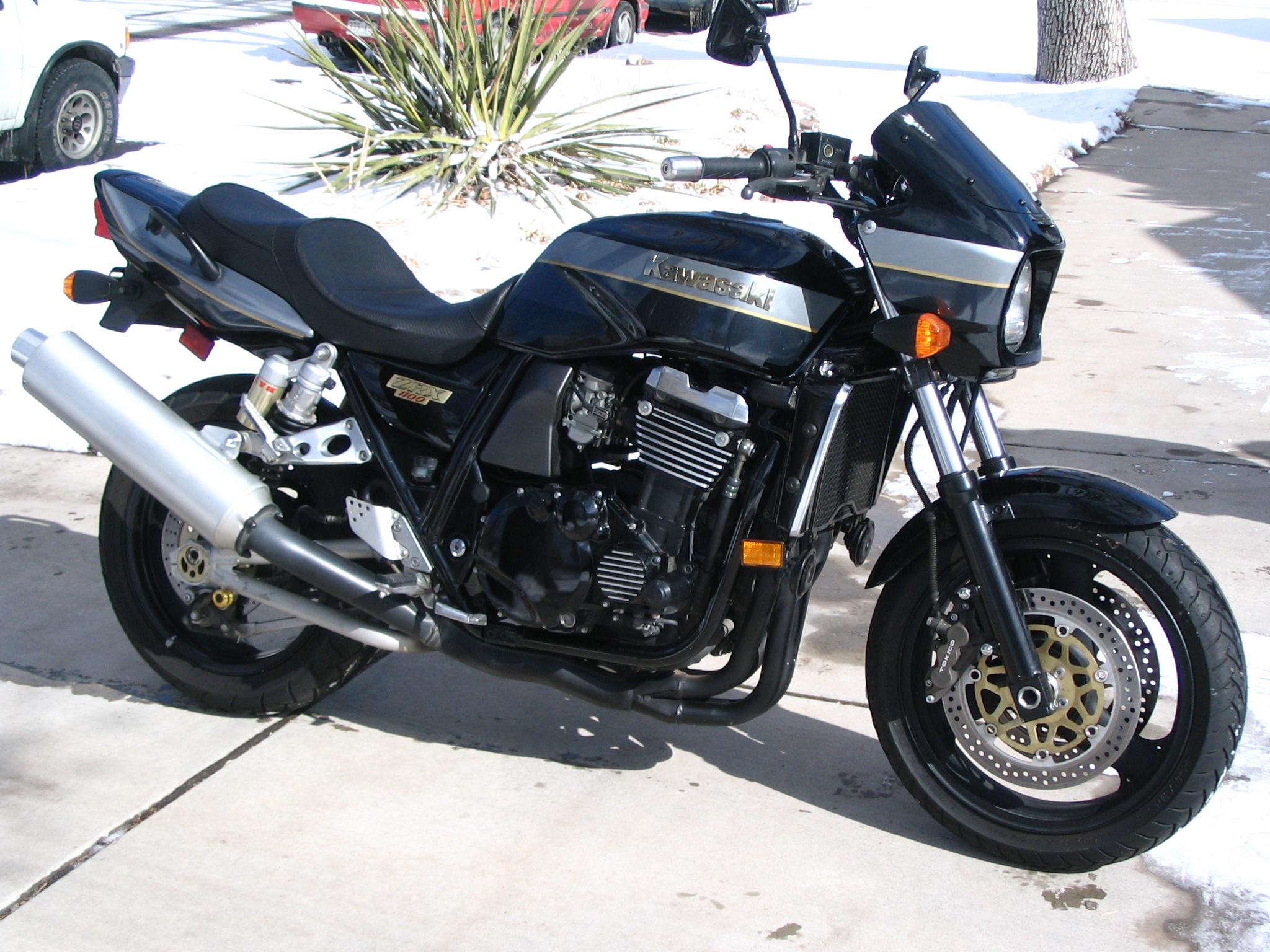 Kawasaki Zrx For Sale Uk