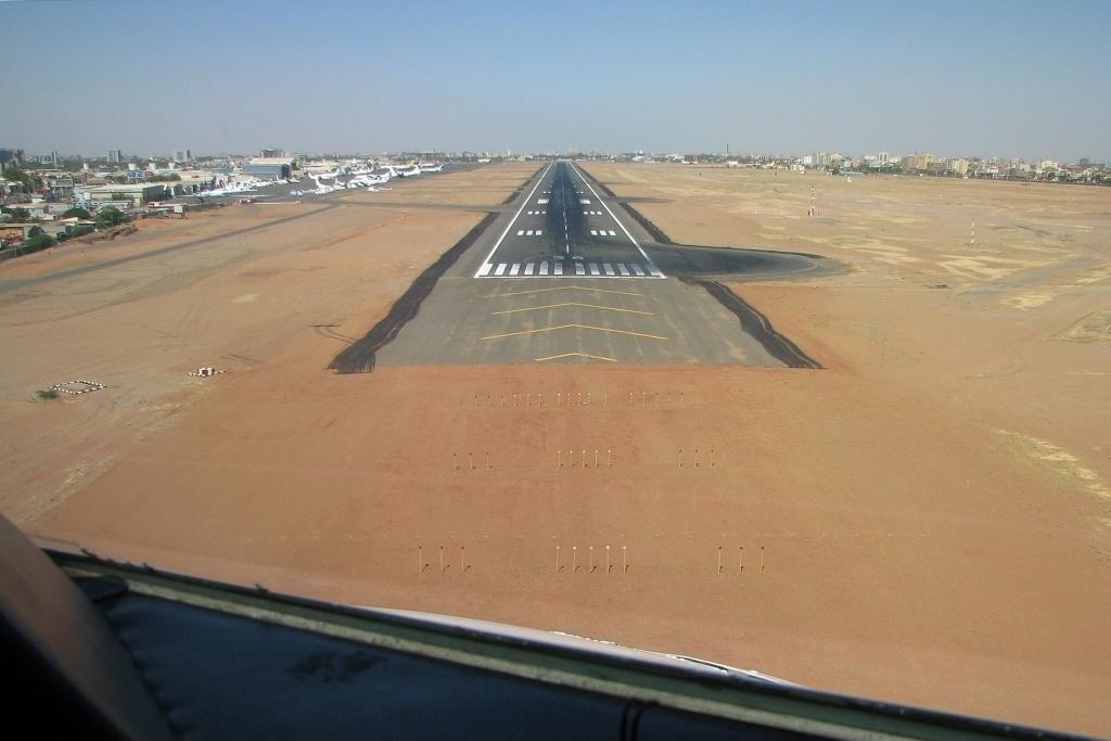 Khartoum International Airport - Wikipedia
