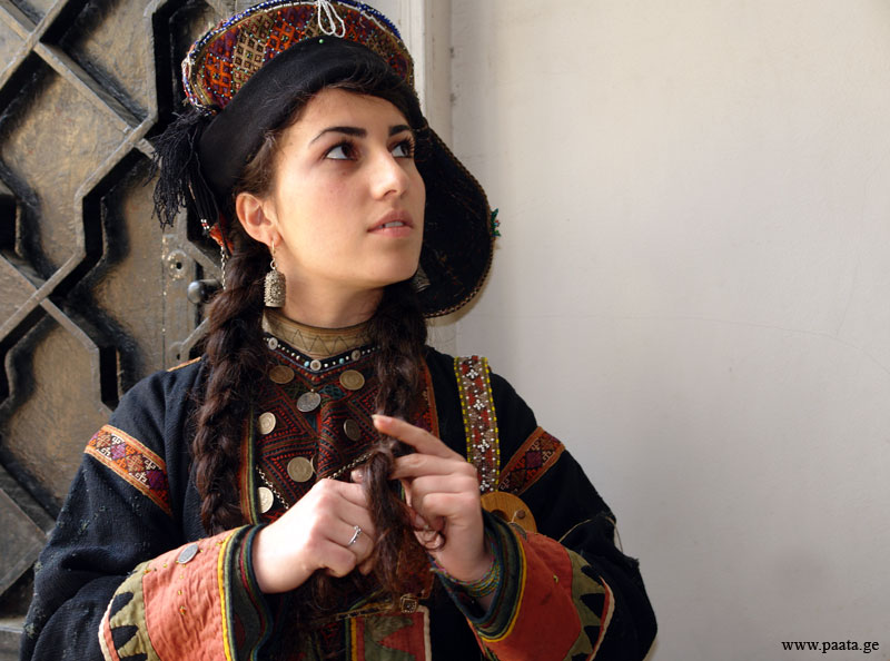 georgian women