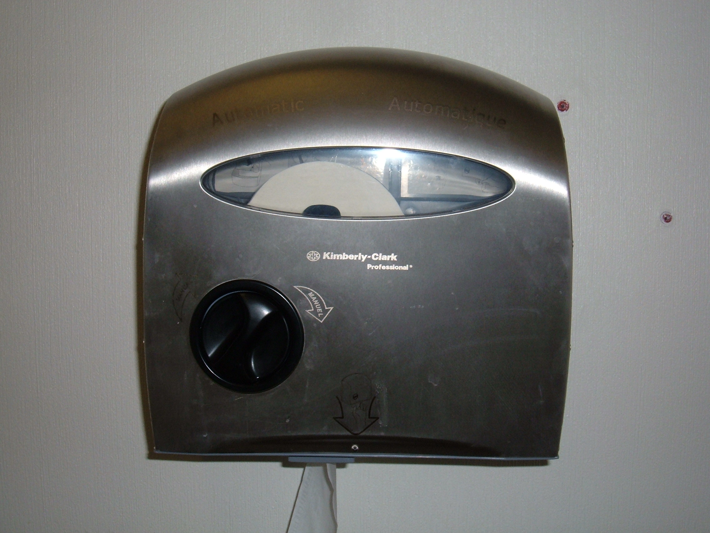 Automatic Toilet Paper Dispenser Wikipedia