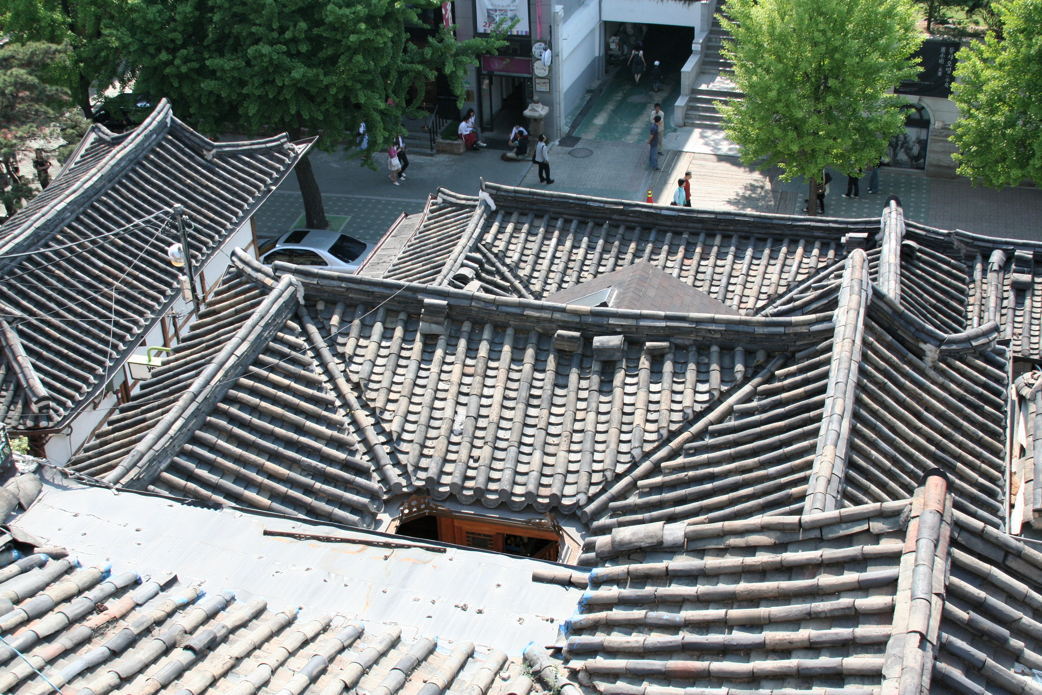 traditional korean roof construction wikiwand