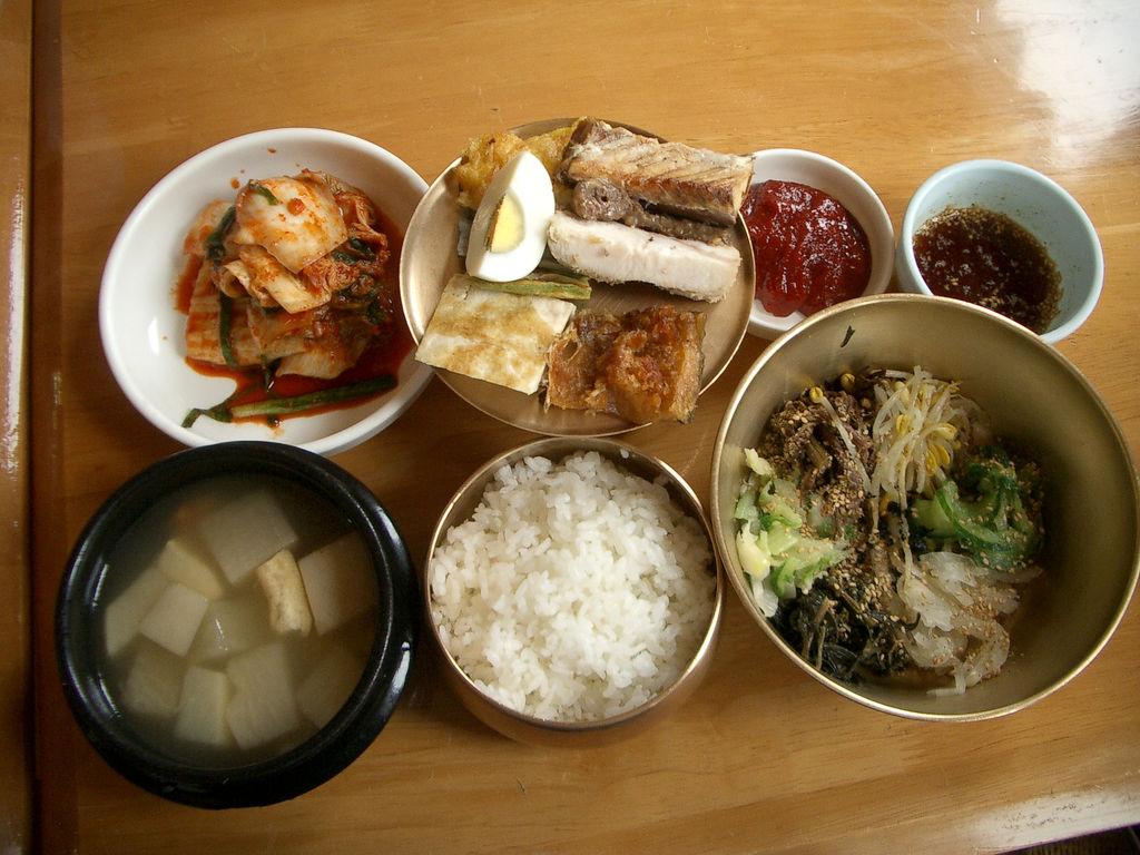 Hansik Korean Restaurant Blog