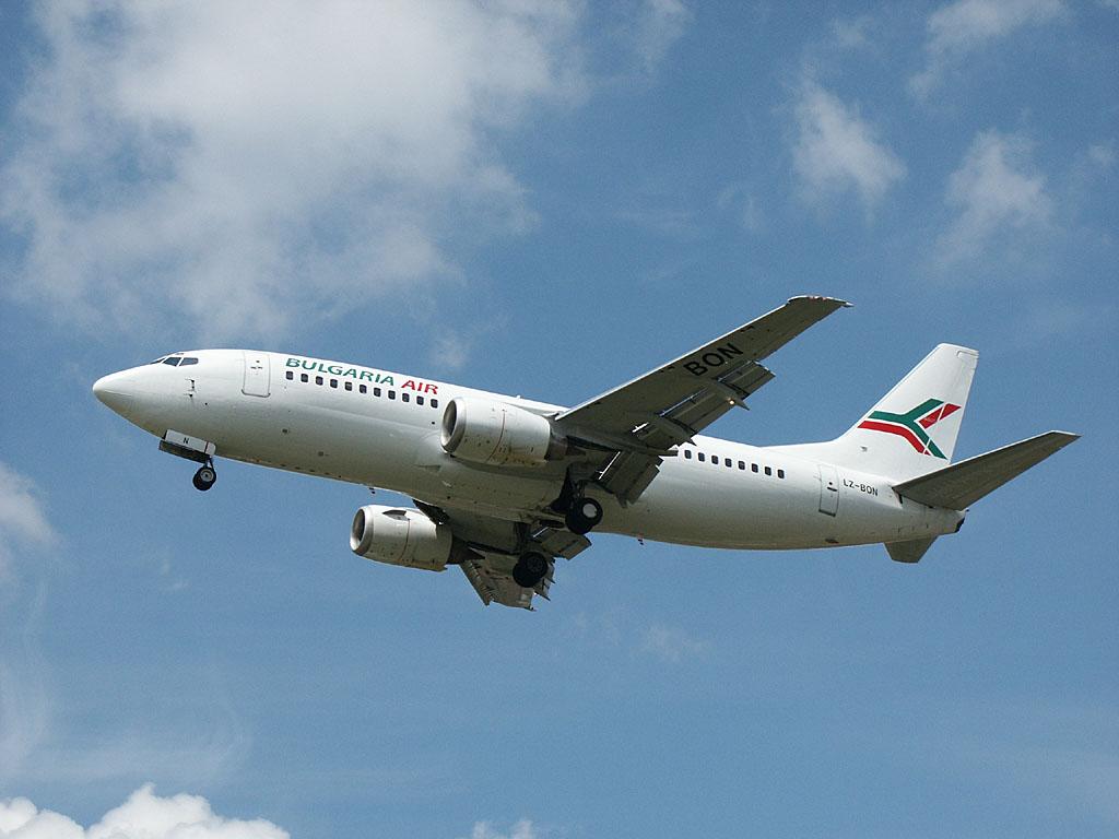 Bulgaria air wikipedia wolna encyklopedia
