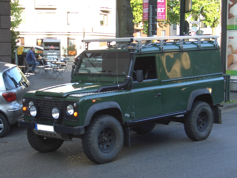 File Land Rover Defender 110 Hardtop Mk 1 1990 2006