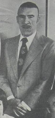 Edmundo Rivero en 1977.