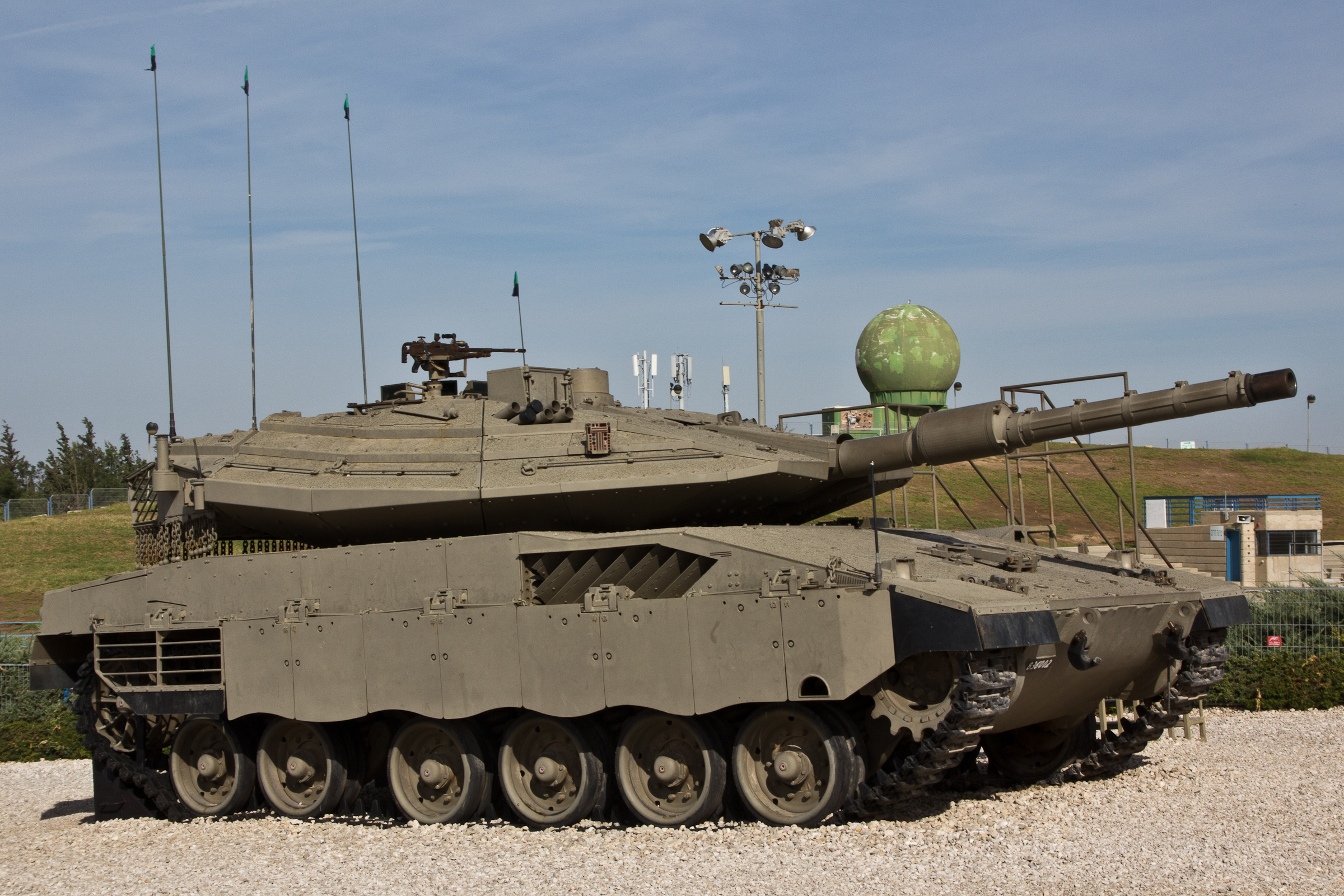 メルカバ (戦車)の画像 p1_36