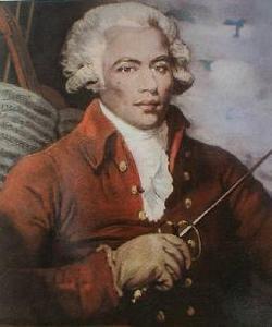 Chevalier de Saint-George cover
