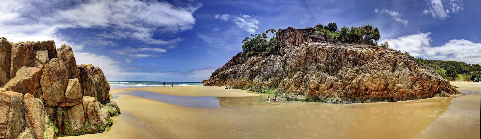 South West Rocks Australia  City pictures : ... National Park, at South West Rocks, New South Wales Australia