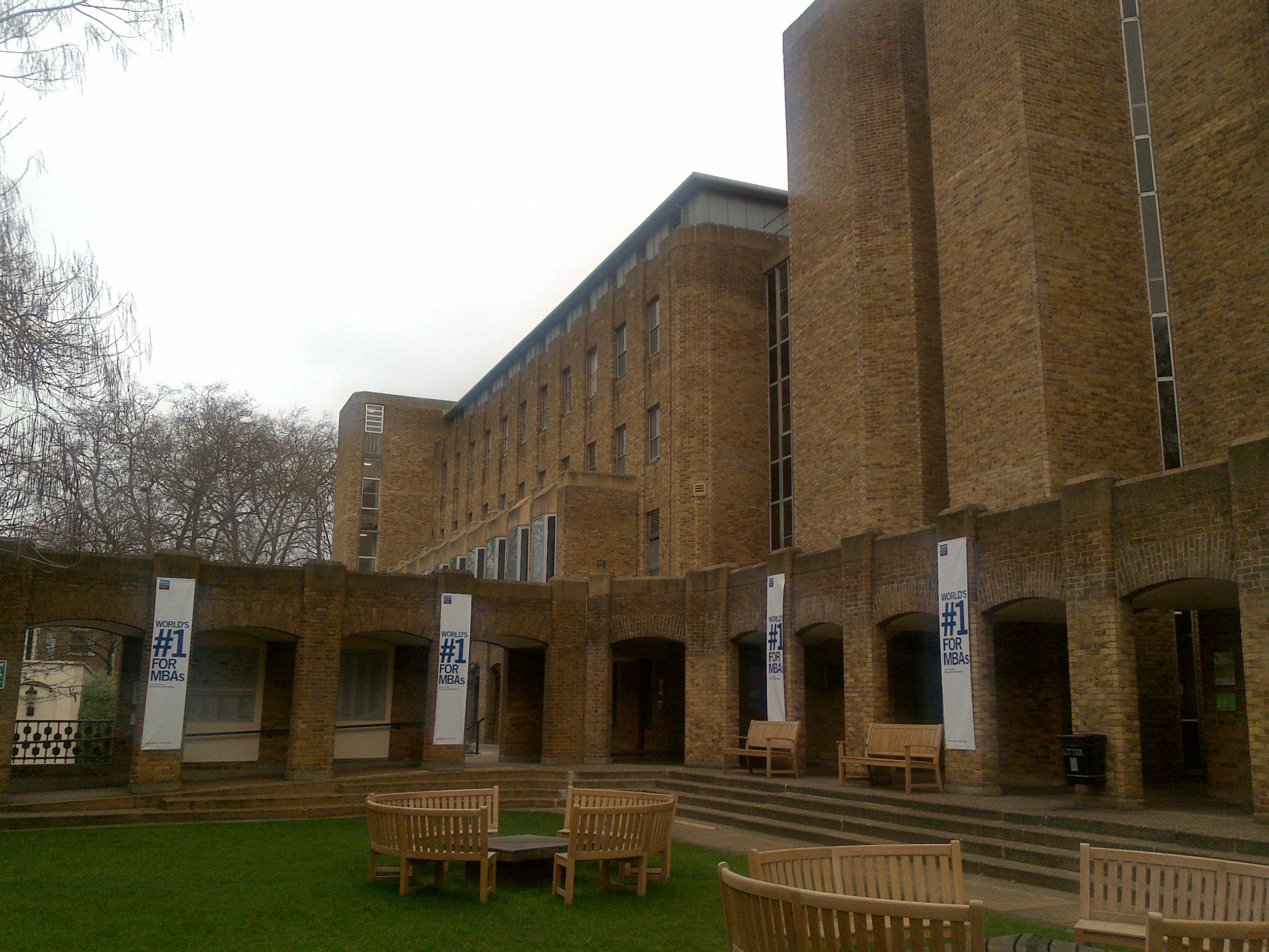 london business school essay