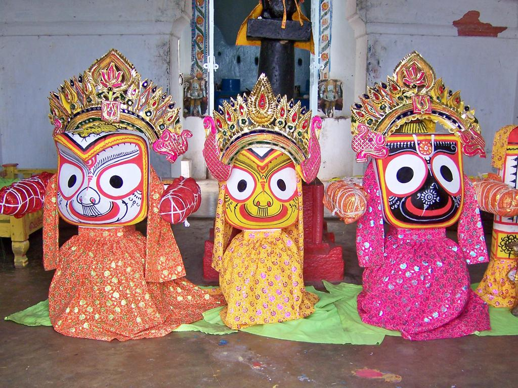 শ্রীশ্রীজগন্নাথ Lord_Jagannath