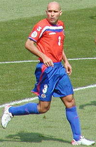 Luis Marín Costa Rican footballer