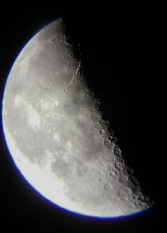 Archivo:Luna en fase de cuarto menguante.jpg - Wikipedia, la ...