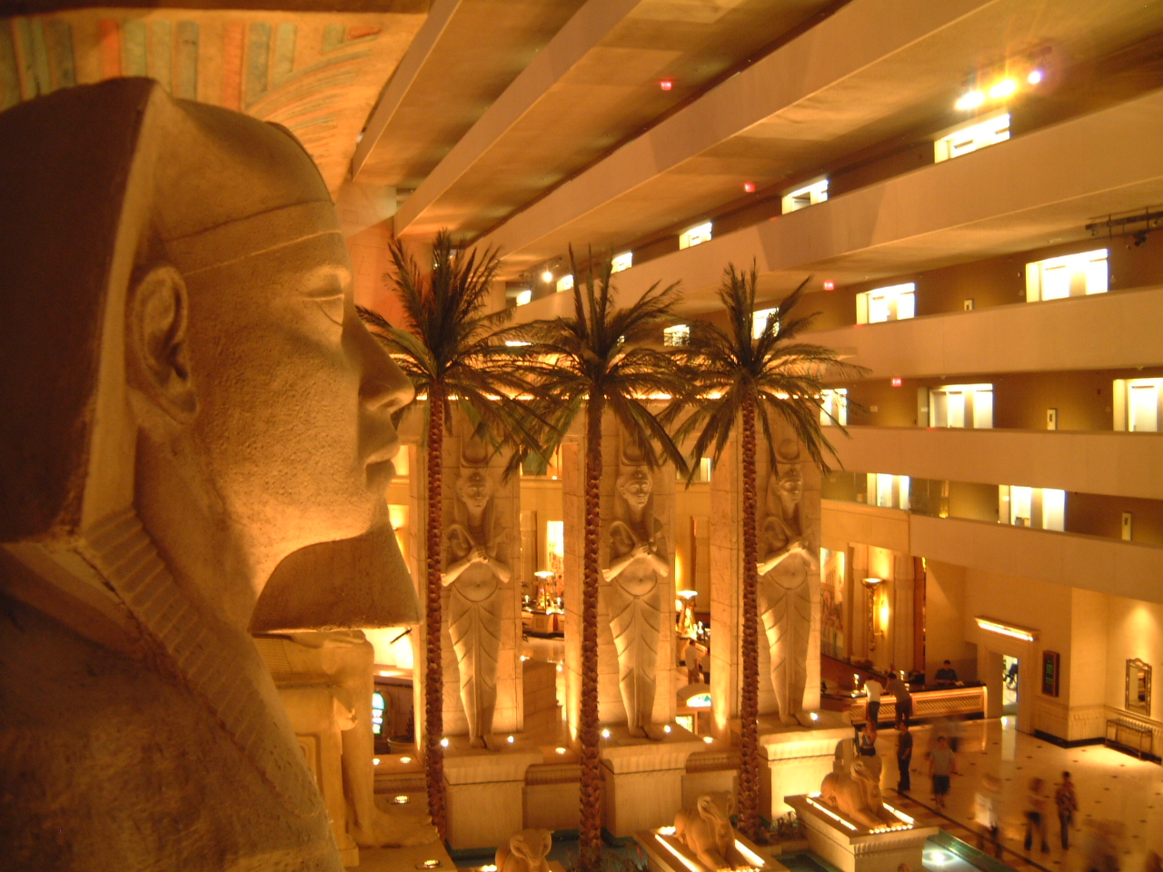 Vegas Hotel Rooms