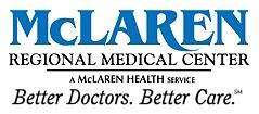 McLaren Regional Medical Center logo