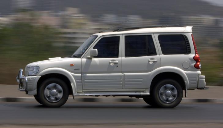Mahindra Car Scorpio Car Price
