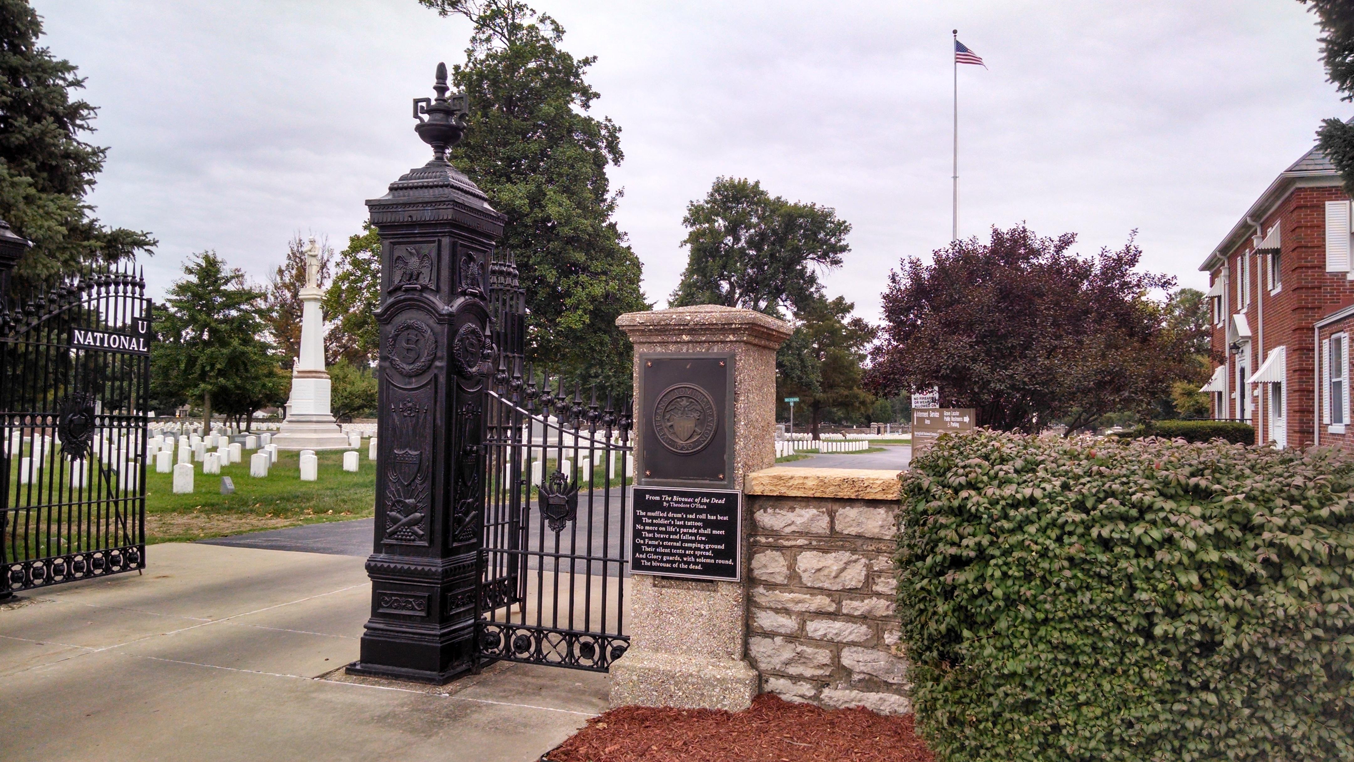 Springfield National Cemetery - Wikipedia
