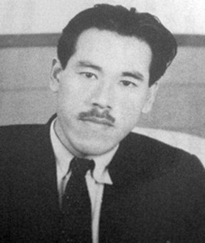 Mansaku Itami film director, screenwriter (1900-1946)