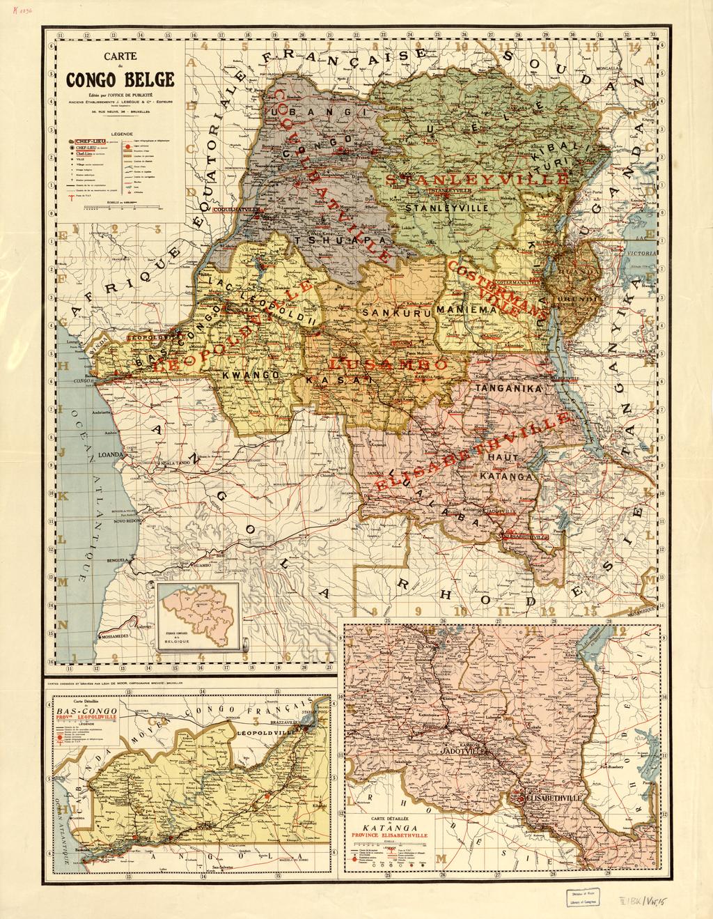 congo imperialism by belgium