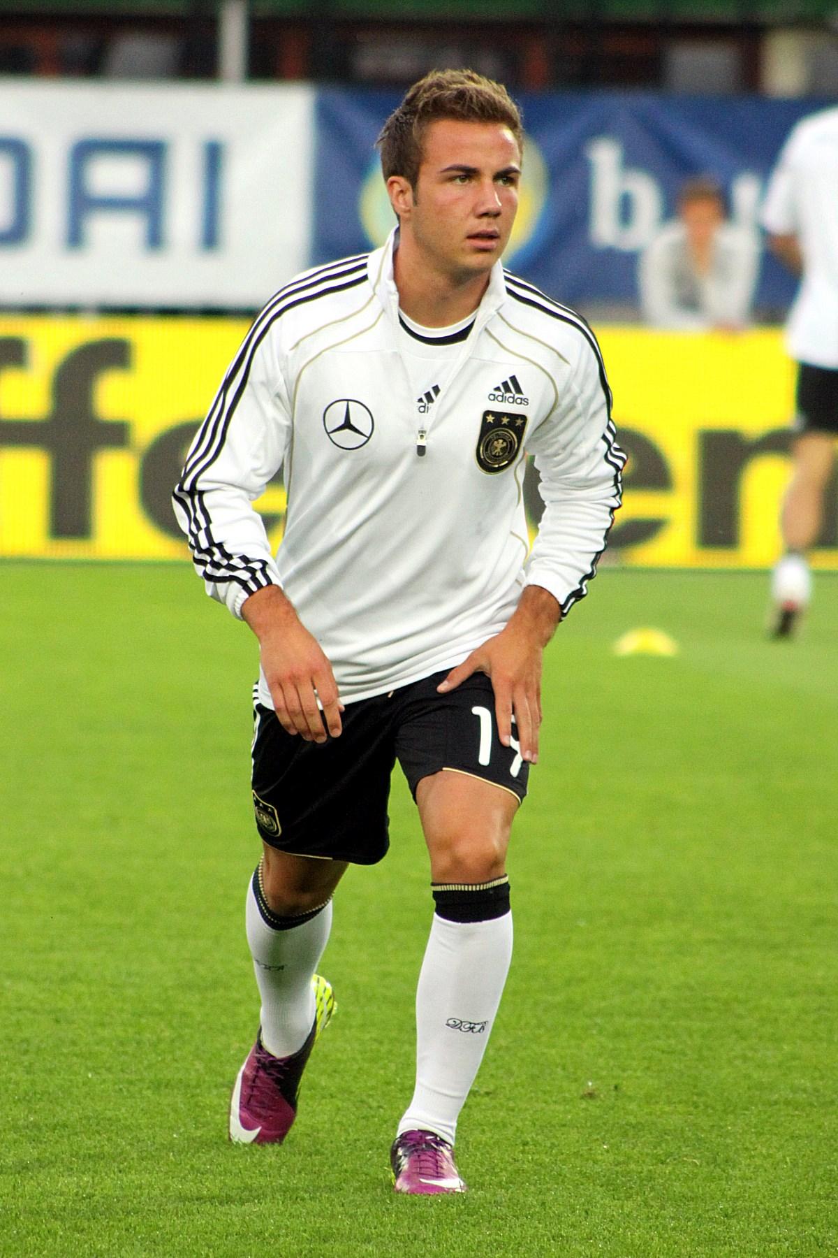 Mario Götze Aktuelle Teams