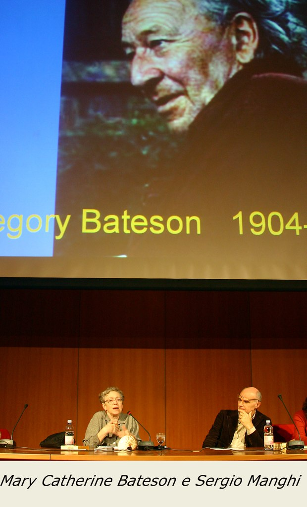 Image of Gregory Bateson from Wikidata