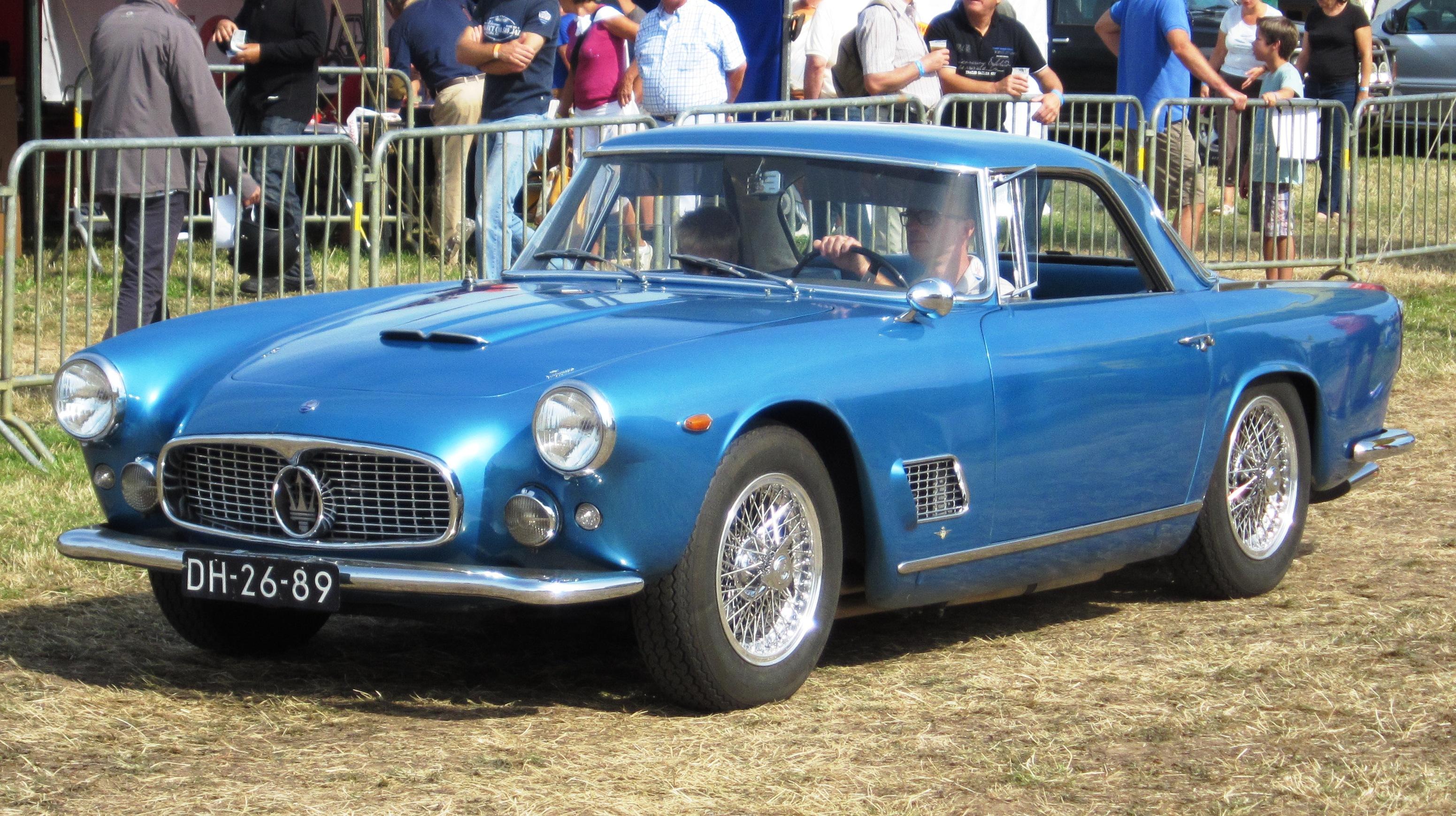 60 anni fa, 3500 GT Maserati_3500_GT_ca_1960_blue