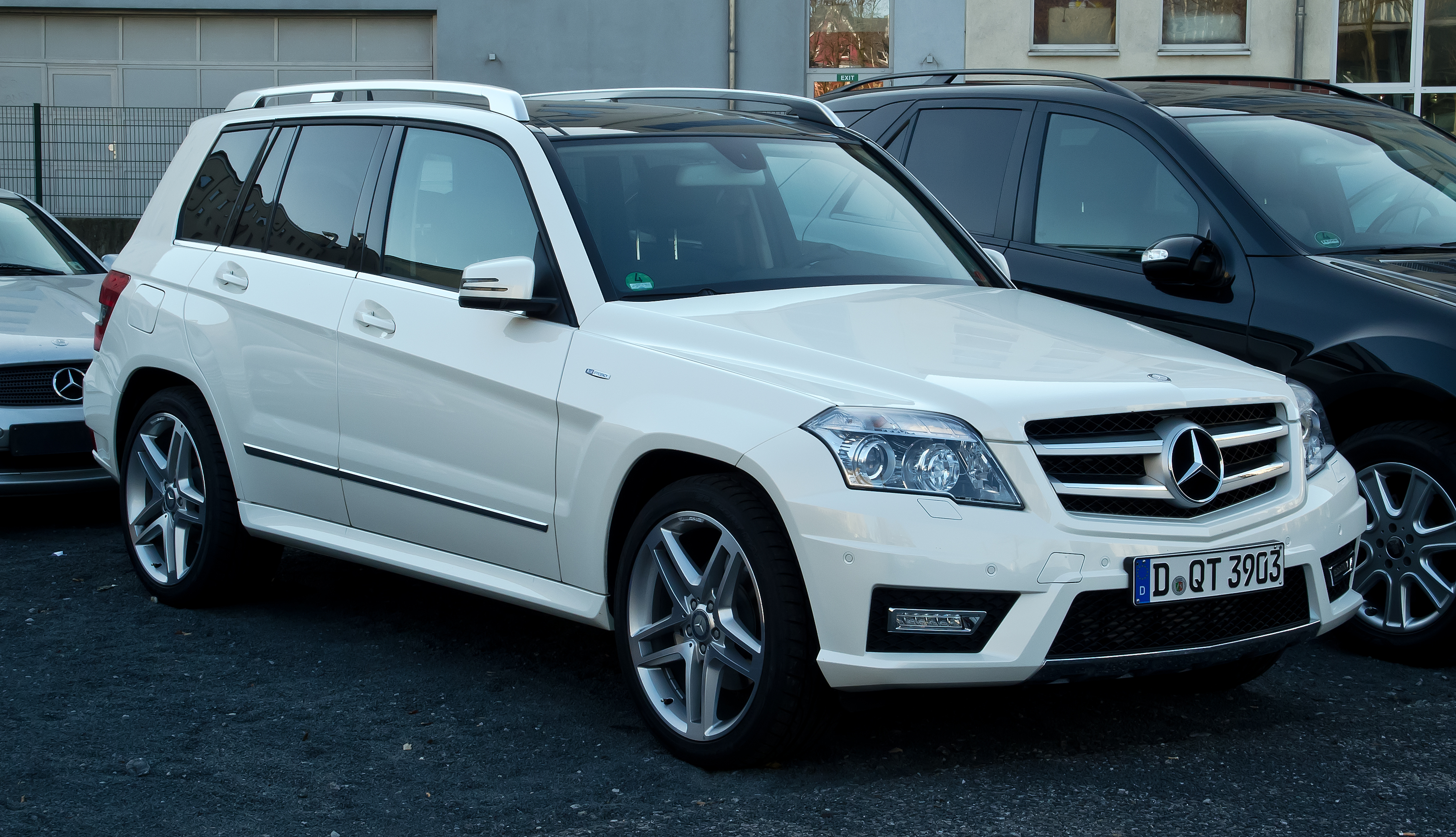 Mercedes Benz  Glk Matic