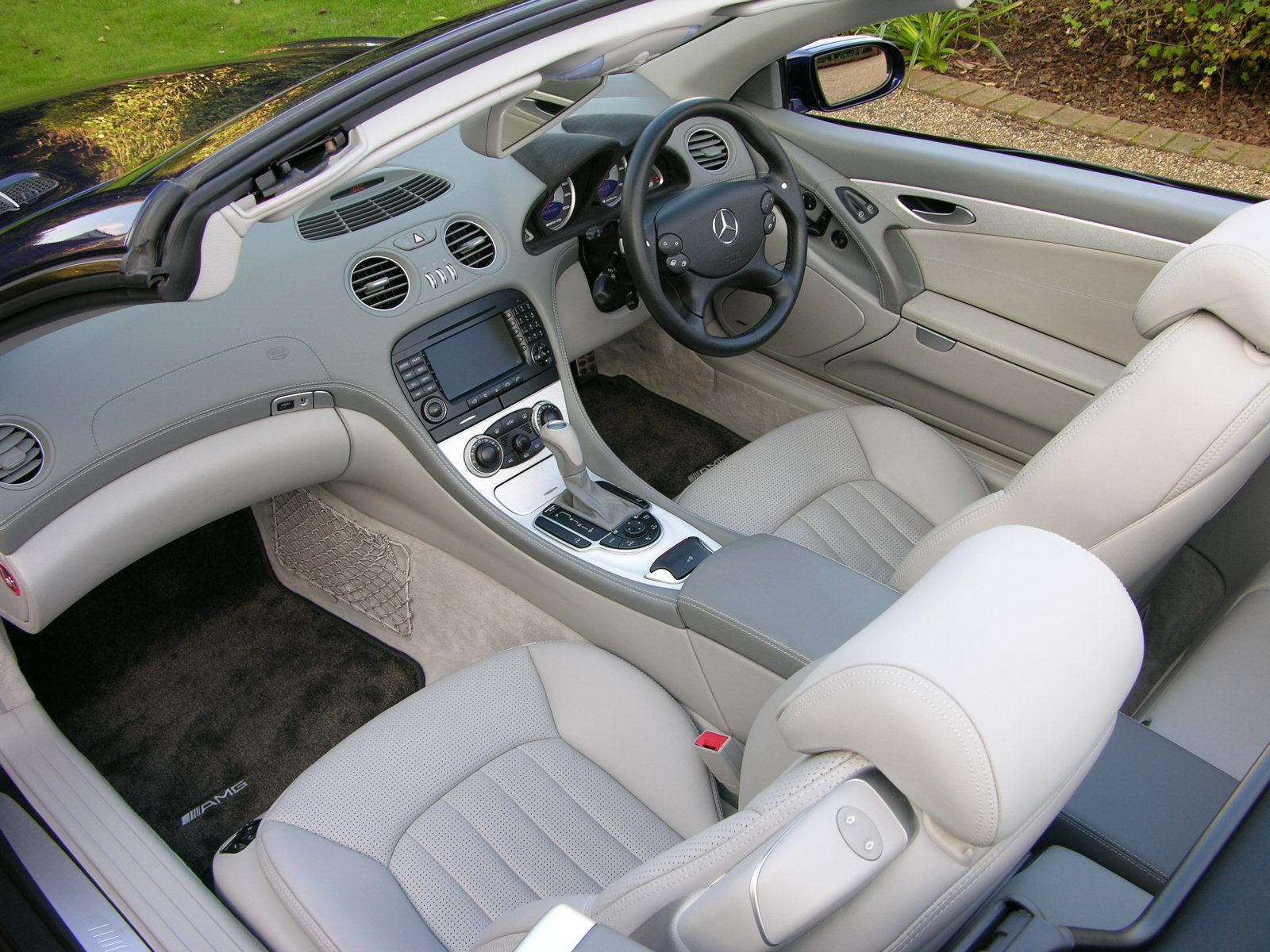 File Mercedes Benz Sl55 Amg Flickr The Car Spy 20
