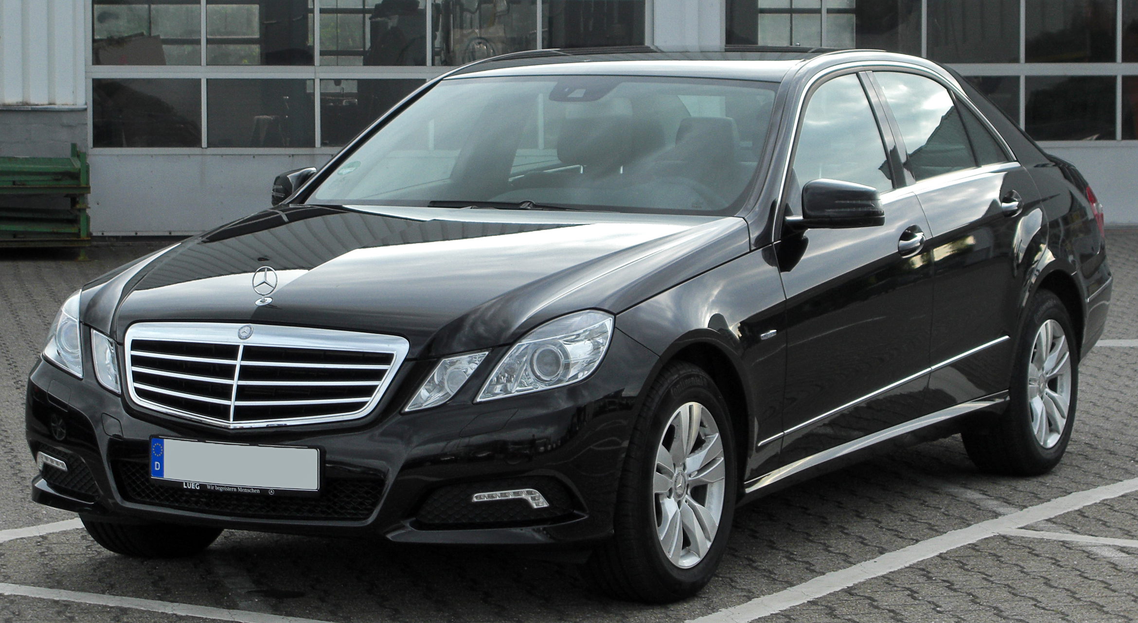 File Mercedes E 200 Cdi Blueefficiency Avantgarde W212 Front 1 20100621 Jpg Wikimedia Commons