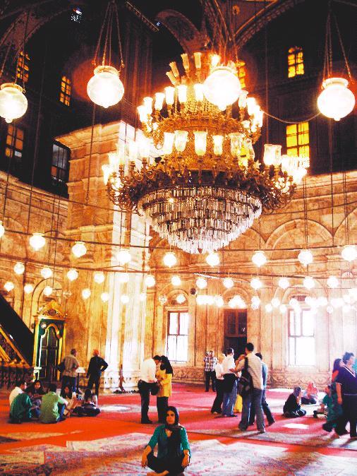 صور لبعض مساجد القاهرة العامرة Mesquita_de_Mohamed_Ali