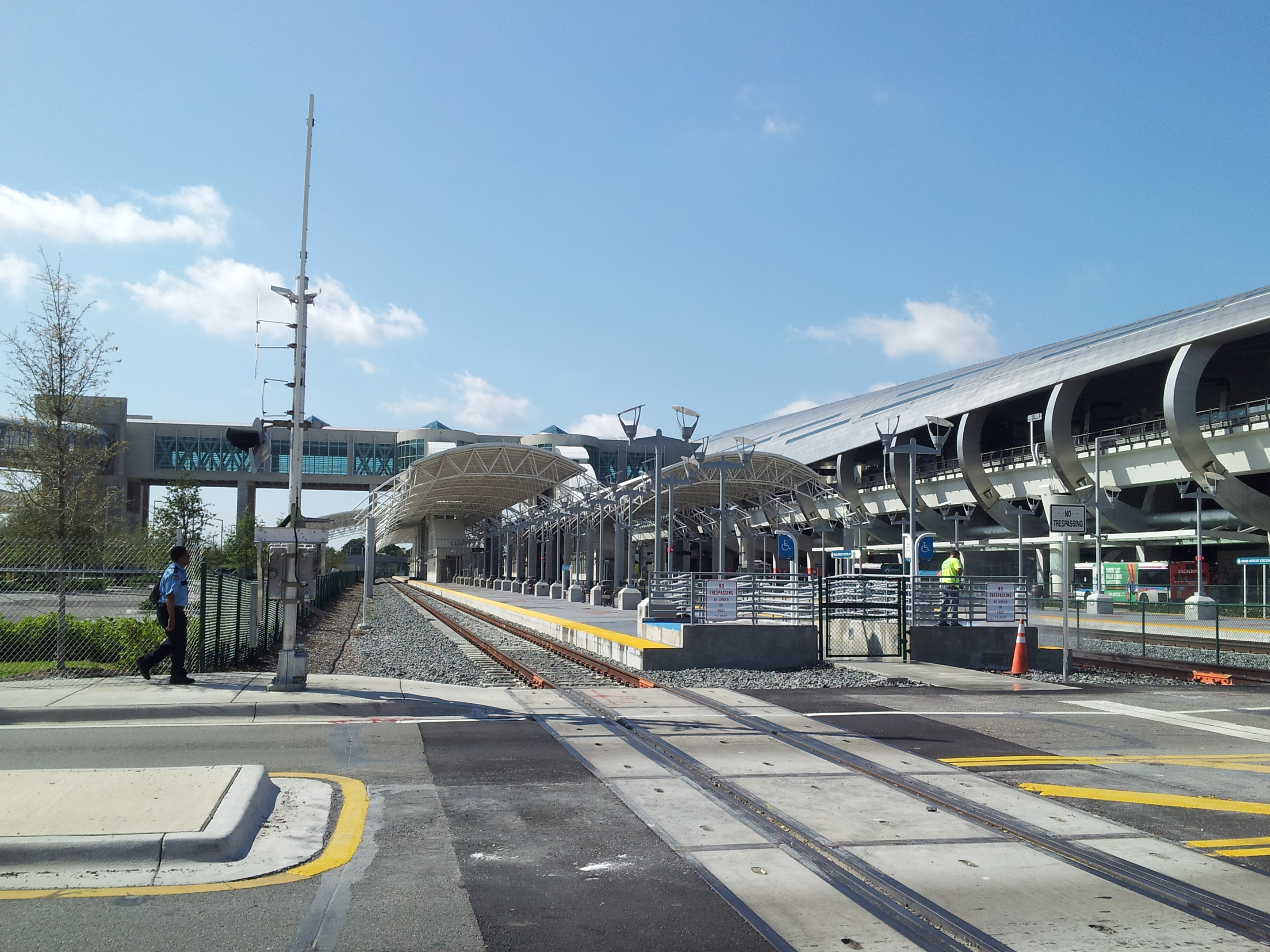 Miami Metrorail Airport To South Beach