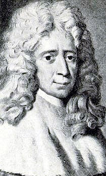 Carlos de Secondat, barón de Montesquieu.