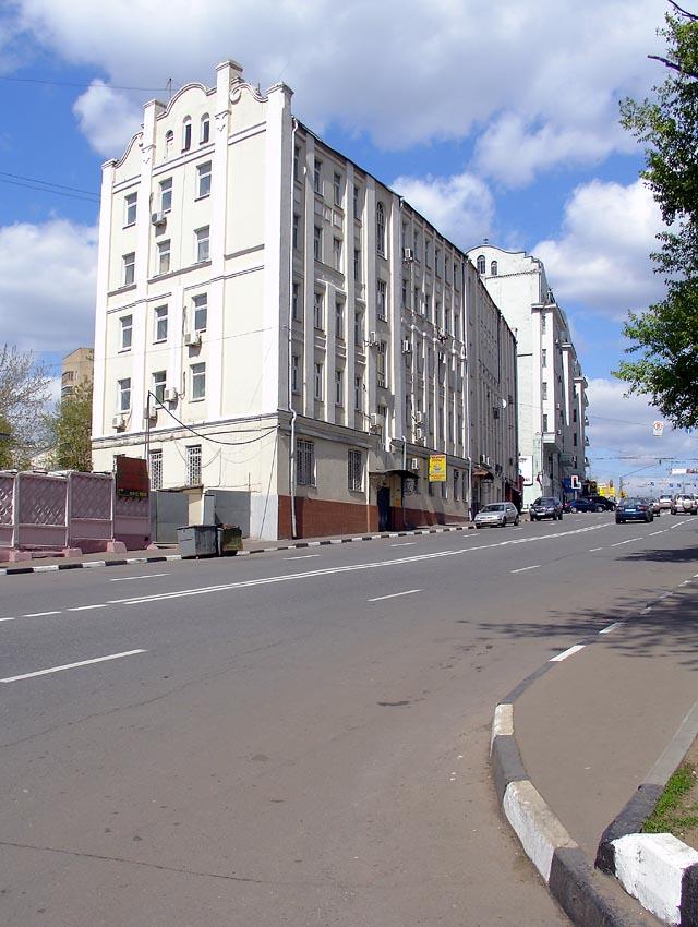 Получения ТУ Калитниковская Большая улица получения ТУ Задонский проезд