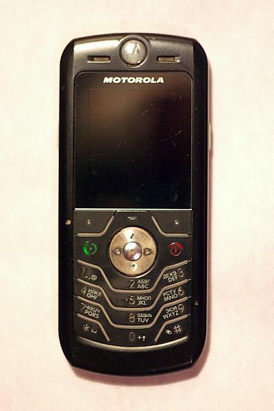Драйвер Motorola L6 скачать