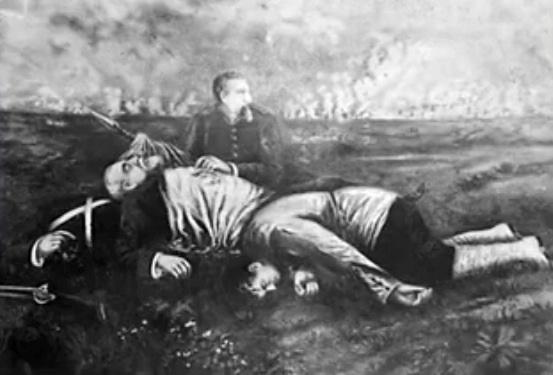Depiction of Batalla de Chalchuapa